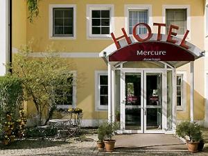 Mercure Hotel Muenchen Airport Aufkirchen