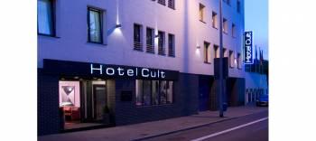 Hotel Cult Frankfurt City