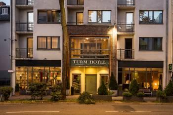 TURM HOTEL Frankfurt