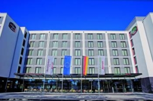 Courtyard by Marriott München City Ost