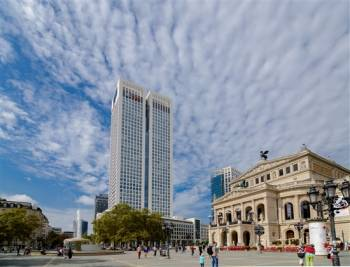 Excellent Business Center Frankfurt OpernTurm