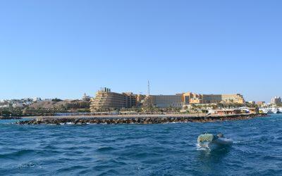 Das Rote Meer in Ägypten – ein Paradies für tauchen und schnorcheln. Warum nicht mal mit einer Tagung verbinden?