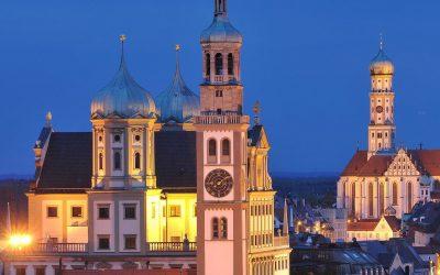Augsburg: Tagen in der Fuggerstadt gleicht einer Zeitreise in vergangene Epochen.